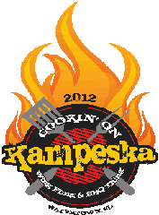 Cookin' on Kampeska website link